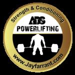 ABS Powerlfiting Team - Jay Farrant
