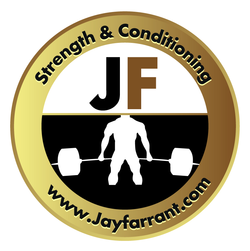 Personal Trainer Warm Up Jay Farrant