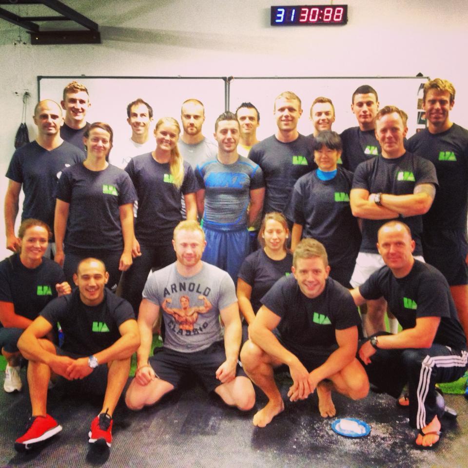 LIA Dublin - Personal Trainer