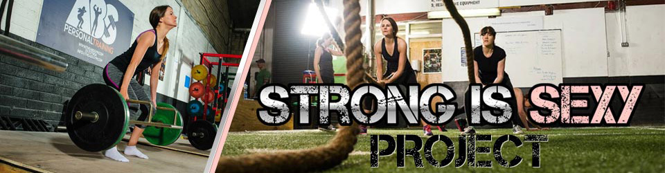 Strong Is Sexy project